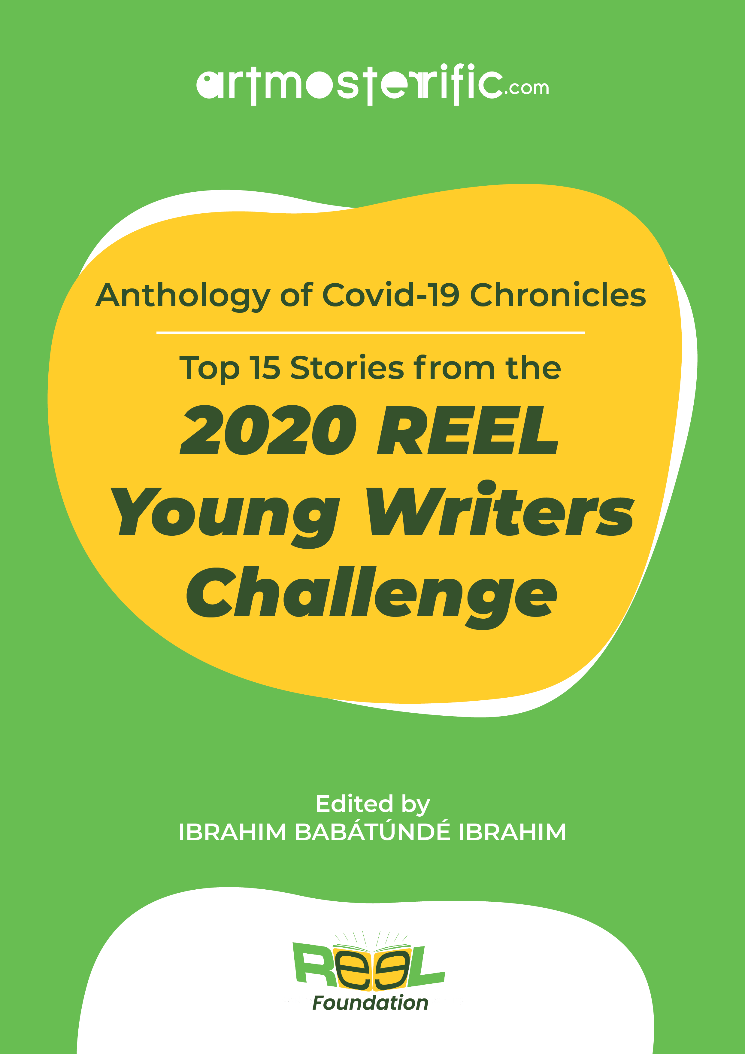 book cover of covid chronicles anthology